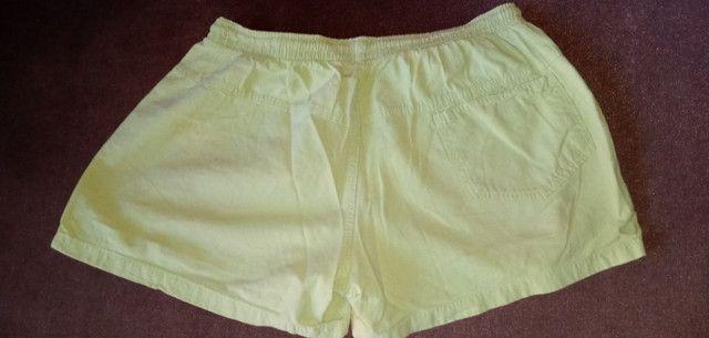 Shorts Feminino - Tamanho G - Foto 3
