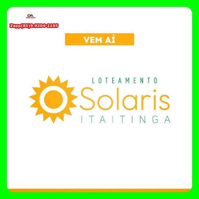Loteamento Solaris Gererau- Invista @!#@ - Foto 3