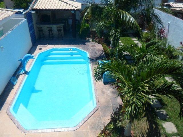 FZ132 - Casa em Arembepe - 04 quartos com piscina - Foto 10