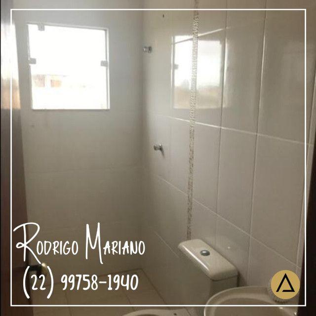 Alugo lindo apartamento de 2 quartos na Enseada em Rio das Ostras - Foto 5