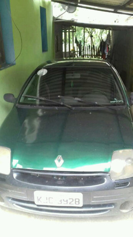 Vendo um Renault clio - Foto 2