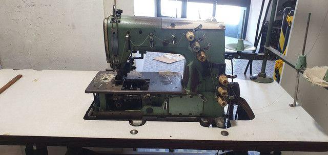 Maquinas de costura industrial para confecção em geral