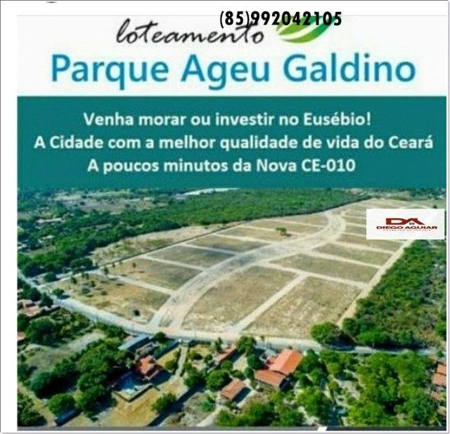 Parque Ageu -- Eusébio !!