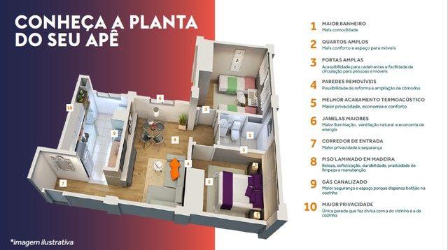 Apartamento 2 Quartos Bairro - Jaraguá - Foto 10
