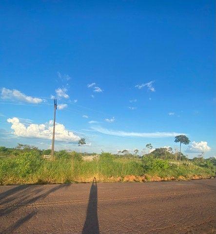 Vendo terra na AC 10 Km 27 estrada de Porto Acre  - Foto 3