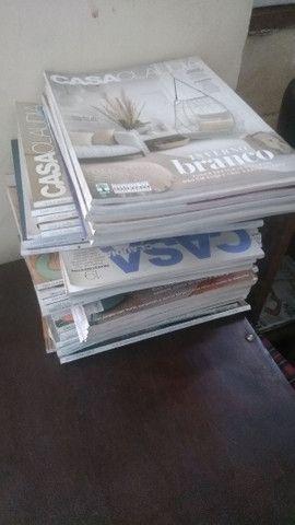 Vendo revistas Casa Claudia e Saúde - Foto 3