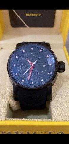 Relógio Invicta Yakuza Automático a prova d'água Completo