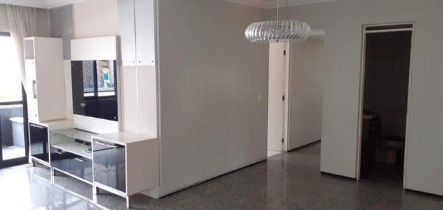 Apartamento com 3 dormitórios à venda, 129 m² por R$ 590.000 - Dionisio Torres - Fortaleza - Foto 3