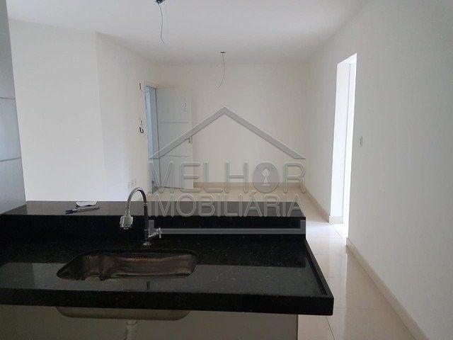 Lindo apartamento com área privativa 2 quartos - Foto 4