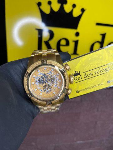 Relógio bolt Zeus c/garantia
