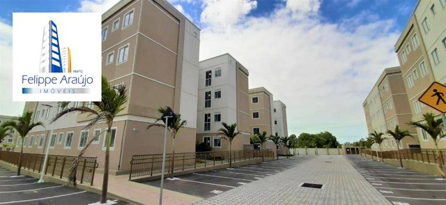 Apartamento com 2 dormitórios à venda, 44 m² por R$ 155.900,00 - Messejana - Fortaleza/CE - Foto 17