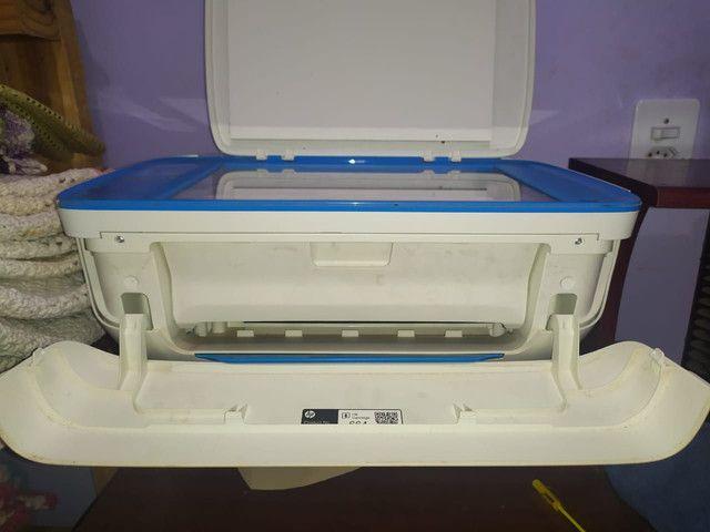 Impressora HP multifuncional Deskjet - Foto 6