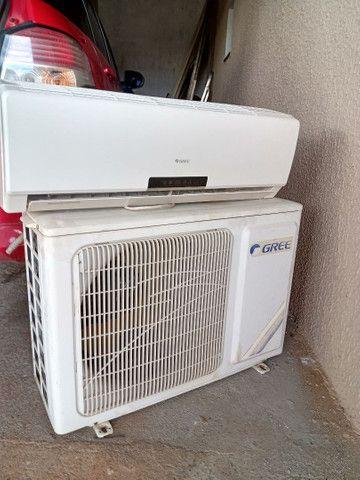 Ar condicionado 7 mil BTUs gree