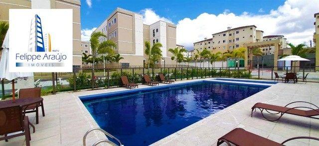 Apartamento com 2 dormitórios à venda, 44 m² por R$ 155.900,00 - Messejana - Fortaleza/CE - Foto 11