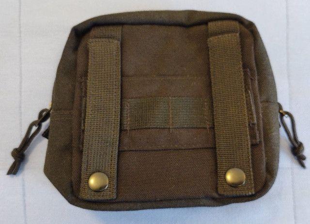 Brigadista/Socorrista: Estojo de Cintura para Kit de Primeiros Socorros - Produto Novo! - Foto 3