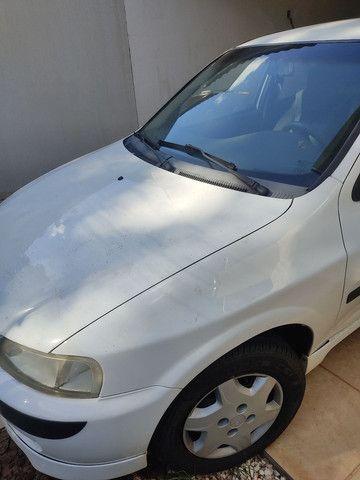 Carro Celta branco - Foto 2