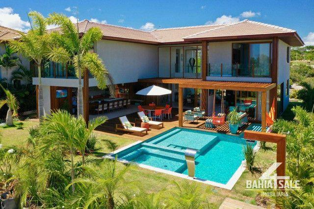 Casa à venda, 330 m² por R$ 4.490.000,00 - Praia do Forte - Mata de São João/BA