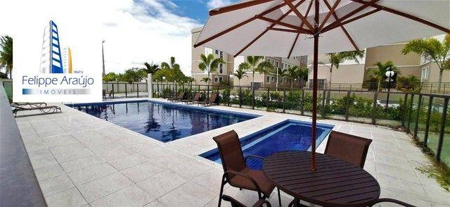 Apartamento com 2 dormitórios à venda, 44 m² por R$ 155.900,00 - Messejana - Fortaleza/CE - Foto 10
