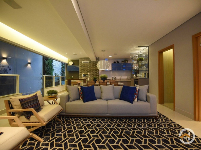 Apartamento à venda com 3 dormitórios em Park lozandes, Goiânia cod:2773 - Foto 3