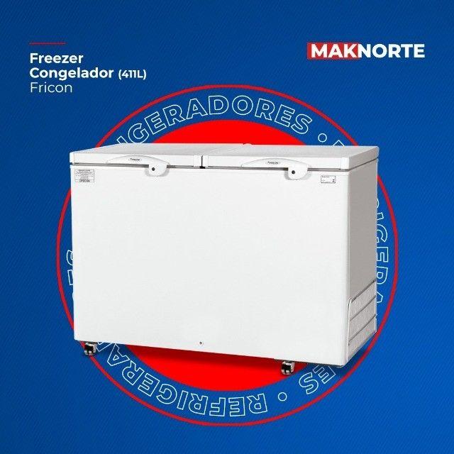 freezer para congelados fricon  - Foto 2