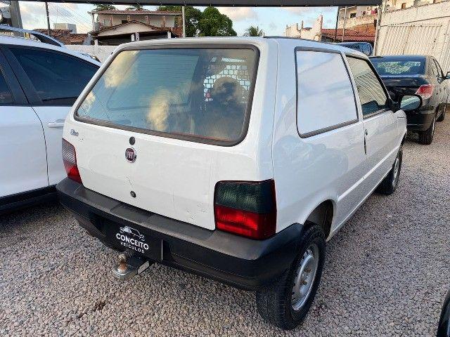 Fiat Uno Furgão 1.3 Fire . Único a venda . Raridade - Foto 4
