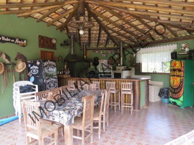 REF 434 Chácara 2200 m², condomínio fechado, área verde nos fundos, Imobiliária Paletó - Foto 11
