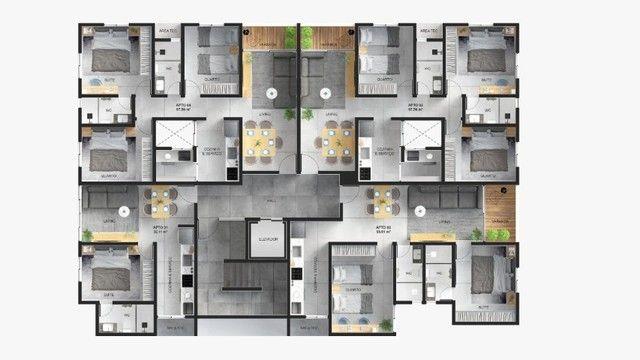 Apartamento com 3 quartos no Bessa - Elevador e Lazer - 100 metros do Mar - Foto 4