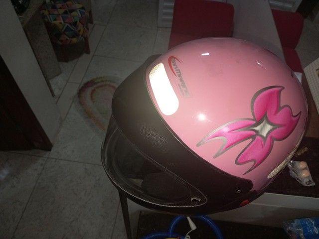 Capacete motocicleta  - Foto 5