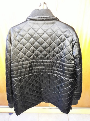 Jaqueta de Inverno Nylon Preta  - Foto 3