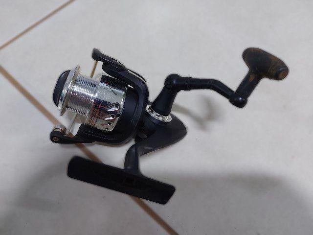 Molinete Xingu Sportfishing ZZap 3000 - Foto 4