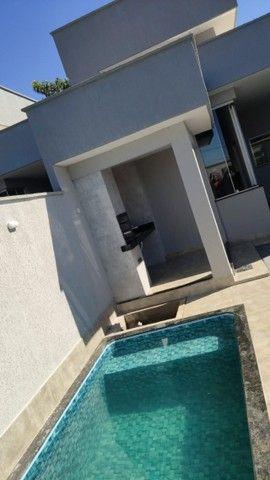 Casa nova 03 Quartos com Piscina  na Vila Pedroso em Goiânia  - Foto 2