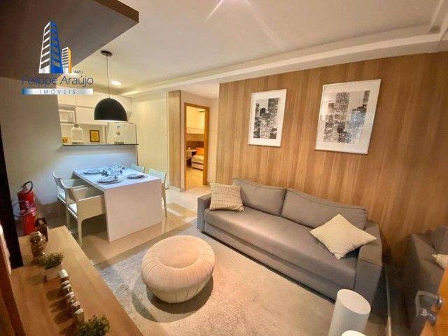 Apartamento com 2 dormitórios à venda, 44 m² por R$ 155.900,00 - Messejana - Fortaleza/CE - Foto 3