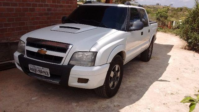 CHEVROLET S10 PICK-UP EXECUTIVE 2.8 4X4 CAB. DUPLA TURBO INTERCOOLER DIESEL