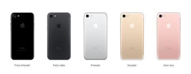 IPhone 7 32Gb 1 ano Apple e aceito troca iPhones