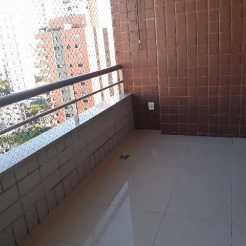 Apartamento Luxuoso 128m² com 3 suítes/3 vagas Meireles - Foto 10