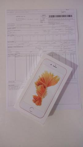 IPhone 6s 16gb ouro rose