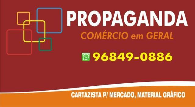 Propaganda / cartazista