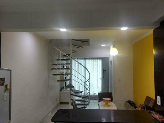 Casa duplex com piscina + apto com 2 quartos - Foto 7