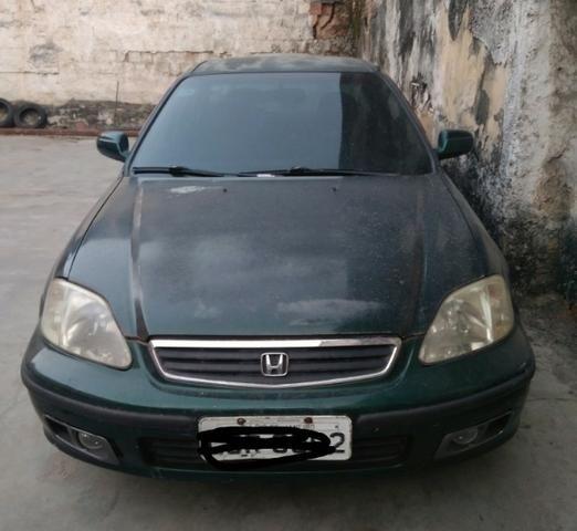 Honda Civic LX 99 Automático (leia O Anúncio)