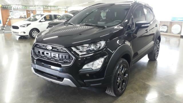 Ford Ecosport Storm 4wd 2.0 Aut 2018/2019 0KM - Taxa zero em até 36X