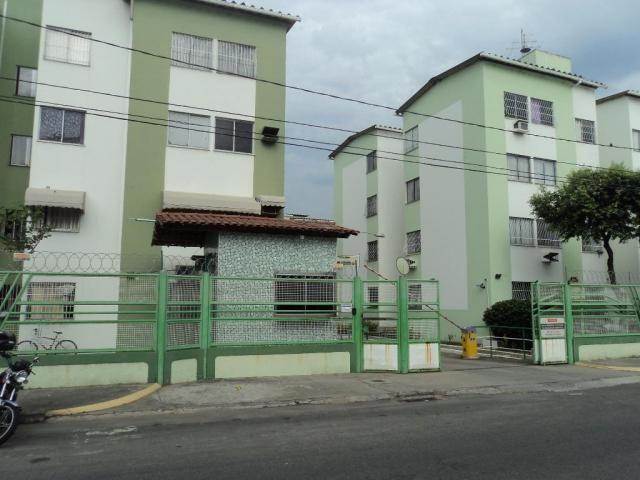 Condomino Campos Verdes - Apartamento residencial à venda, Jardim Limoeiro, Serra - AP0030