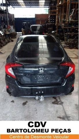 Peças Sucata Honda Civic Sport 2016/2017 - Foto 4