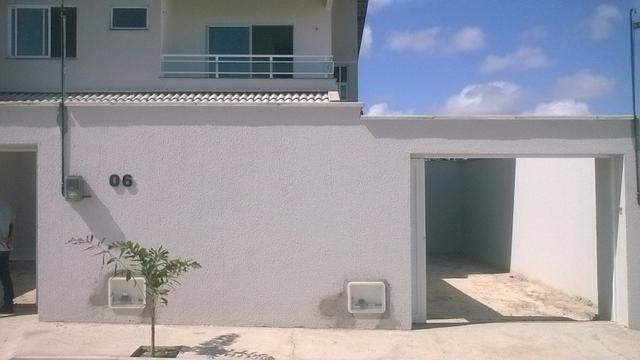 Casa Eusébio Aluguel Nova !! Lindas !! Rua Privada