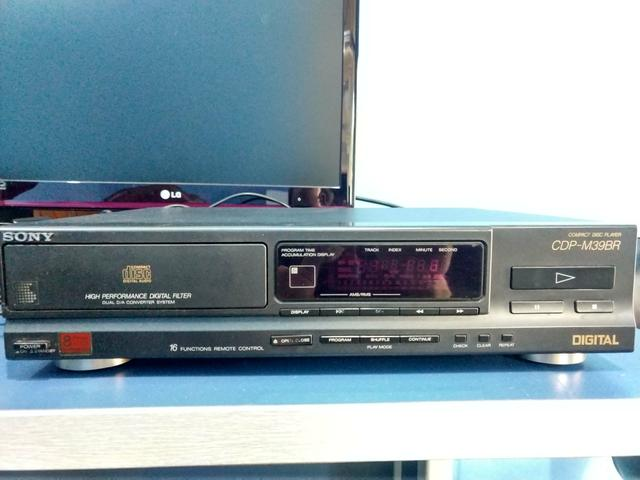 CD Player Sony CDP-M27BR - Foto 2
