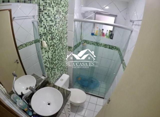 Apartamento à venda com 3 dormitórios em Morada de laranjeiras, Serra cod:AP359SO - Foto 8