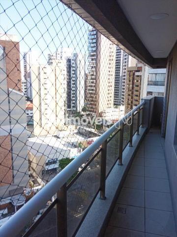 Apartamento para alugar com 2 dormitórios em Meireles, Fortaleza cod:776537 - Foto 4