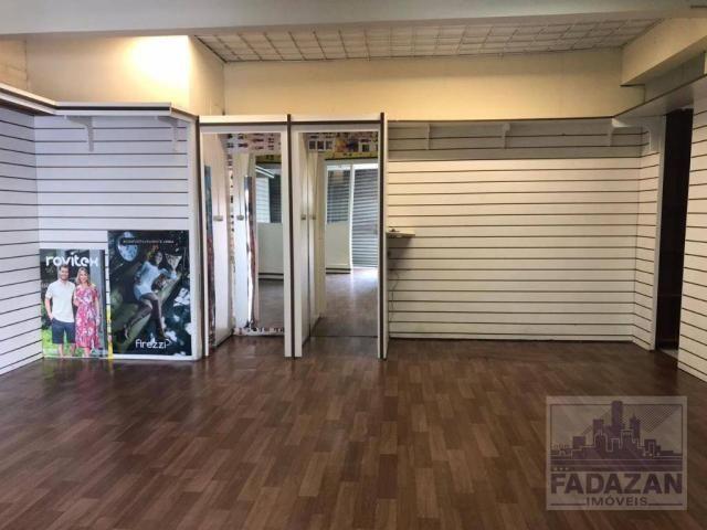 Loja para alugar, 74 m² por r$ 2.850,00/mês - pinheirinho - curitiba/pr - Foto 7