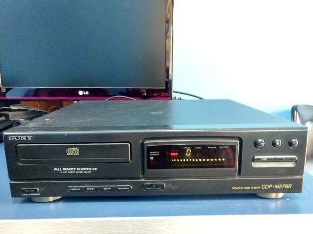 CD Player Sony CDP-M27BR