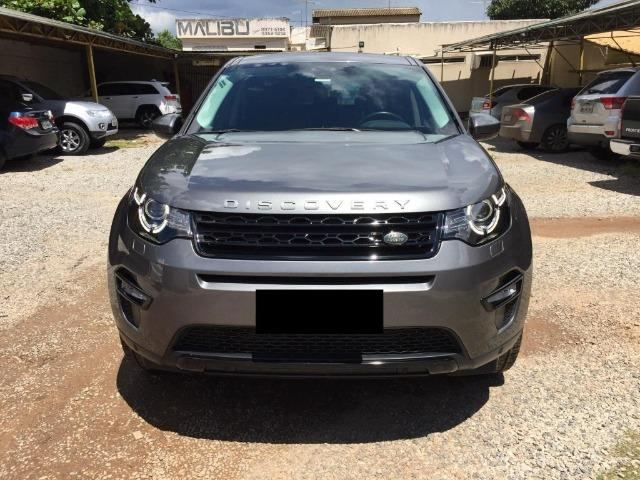 Land Rover Discovert Sport SI4 HSE - 7 Lugares - 2015 - Foto 2
