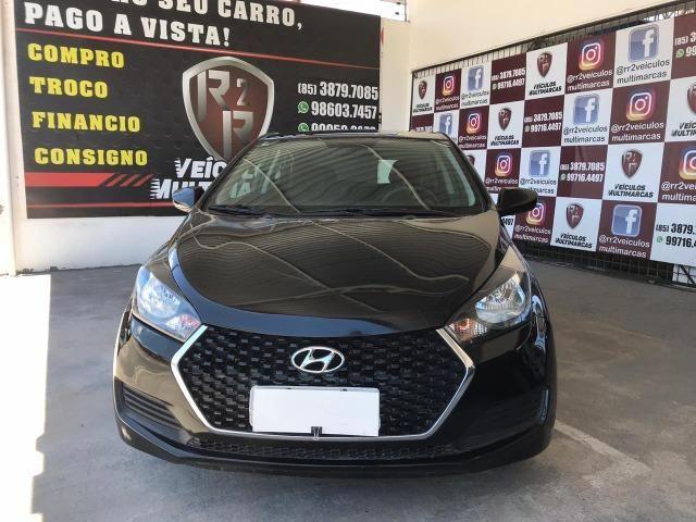 Hyundai hb20 1.0, completo 2019 revisado e com garantia, muto novo ! extra! - Foto 10